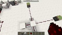 Minecraft Bug : Pistons Doesn't React to 1-tick pulse. but weird thing here.