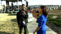 Big Sean Talks About New Album at University of Nebraska-Lincoln