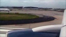 Delta Airlines 767-300 Takeoff Atlanta Airport KATL