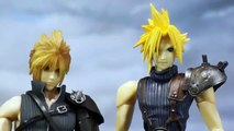 Play Arts 改 Kai - Cloud Strife Unboxing - FINAL FANTASY VII ADVENT CHILDREN クラウド・ストライフ