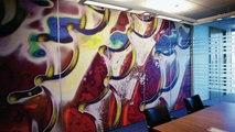 "Photo Artwork Installation - Mazars LLP ""Bletchley Park Codebreakers"""