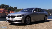 DESIGN Novo BMW 740Le Plug-in Hybrid 2.0 Turbo 326 cv 240 kmh 0-100 kmh 5,7 s 47,6 km/l @ 60 FPS