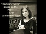 Hedwig's Theme from Harry Potter on the Peace Tower carillon