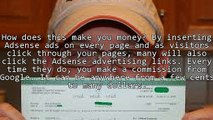 Affiliates Make Money Online Using Links,Google Adsense and PLR Content
