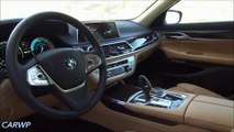 INTERIOR Novo BMW 740Le Plug-in Hybrid 2.0 Turbo 326 cv 240 kmh 0-100 kmh 5,7 s 47,6 km/l @ 60 FPS