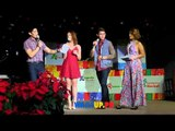 Inigo Pascual & Sofia Andres at the Araneta Center Christmas Tree Lighting 2014 part 2