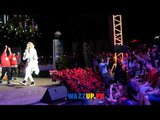 Vice Ganda Performs at the Araneta Center Christmas Tree Lighting 2014 Part 1