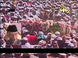 MiM President Sultan Salahuddin Owaisi Funeral Procession