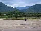 Lao Airlines MA60 at Luang Prabang