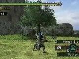Monster Hunter Freedom 2-In Game 1 - PSP