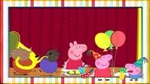 Peppa Pig canta cumpleaños feliz, canción cumpleaños feliz, singing happy birthday, canción, Singing