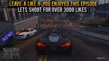 GTA 5 ill Gotten Gains Part 2 Cars in Real Life Progen T20