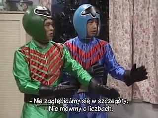 Gottsu ee Kanji  - Pięciu Wojowników cz. 8