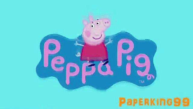 (YTP Tennis Round One) Peppa and George are Peppa and George