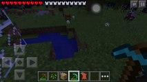 Minecraft. In der Wildnis!!!