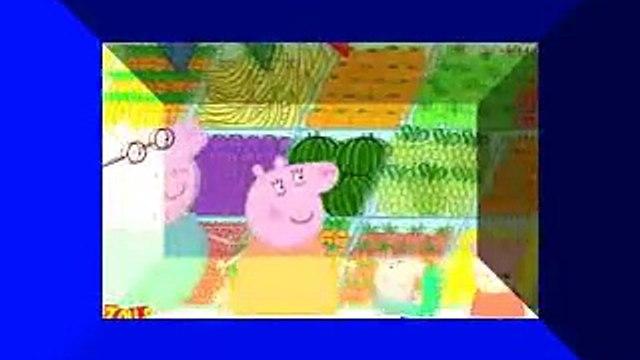 Peppa Pig Saison 4 épisode 45 Les fruits