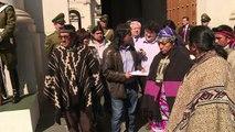 Mapuches piden autogobierno indígena en Chile