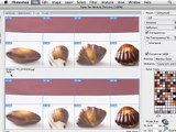 Photoshop Tutorials for Beginners - Slicing Images in Photoshop CS4