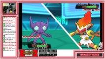 9/1/15 Pokemon ORAS 2 v 2 Viewer Battles With Madwerdplay!  (Part 9)