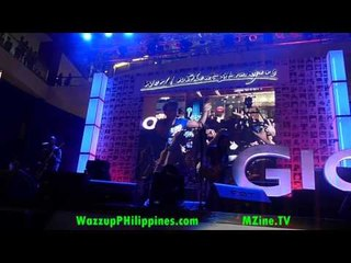 giordano world without strangers music festival featuring Rico Blanco and others Part 2