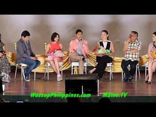 Maybe this time with Sarah Geronimo and Coco Martin Presscon Part 4