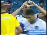Gremio 1 Huachipato 2 (Fox Sports)  Copa Libertadores 2013 Los goles /14/2/2013)
