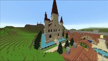 Zelda Ocarina Of Time #1 - Minecraft Adventure Map - With ...
