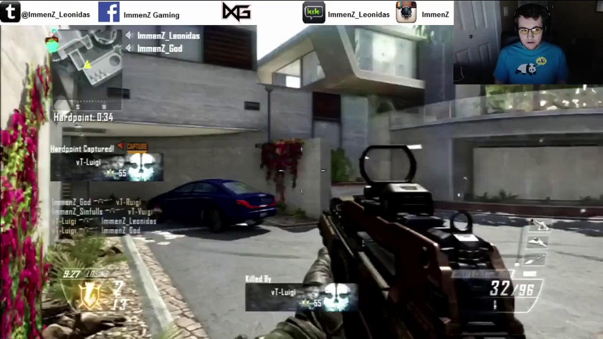 ImmenZ Gaming vs vT Gaming