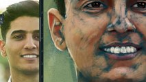 Speed painting of Mohammed assaf