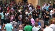 Protesters occupy Lebanese environment ministry over trash