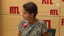 """Crise des migrants : """"il faut faire preuve d'humanité et de responsabilité"""", dit Najat Vallaud-Belkacem"""