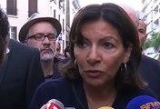 Incendie à Paris : «Le bilan est très lourd», annonce Anne Hidalgo