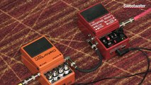 Boss RC-3 Loop Station Looper Pedal Review - Sweetwater Sound
