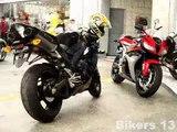 Honda Hornet, CBR 600, 1000, Suzuki 750 F, Srad, Yamaha R1