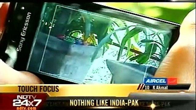 NDTV 24x7 Cell Guru Satio and Dino Morea