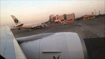 Emirates B777-300ER Full Flight From Cairo To Dubai 1080p HD