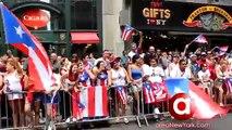 Parada Puertorriqueña Boricuas se Toman la Quinta Avenida en New York.