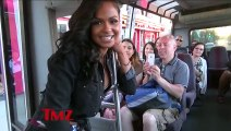Christina Milian Invited The TMZ Hollywood Tour Bus Into Her New Shop!