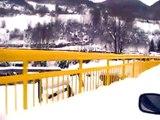 Ribnik, 21.12.2009. pod snjegom, evo kažu da će da otopli za koji dan