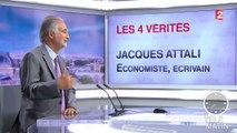 "Jacques Attali : ""La TVA va augmenter"""