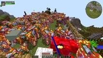 TheBajanCanadian | Minecraft Crazy Craft 3.0- MOLENOID CHAMBER OF DOOM!  #34 (Modded Roleplay)
