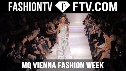 Very Best of MQ Vienna Fashion Week Spring/Summer 2013 with Maria Mogsolova | FTV.com