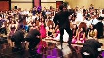 Surprise Michael Jackson Wedding Performance- Thriller, Smooth Criminal, Billie Jean BenjiManTV