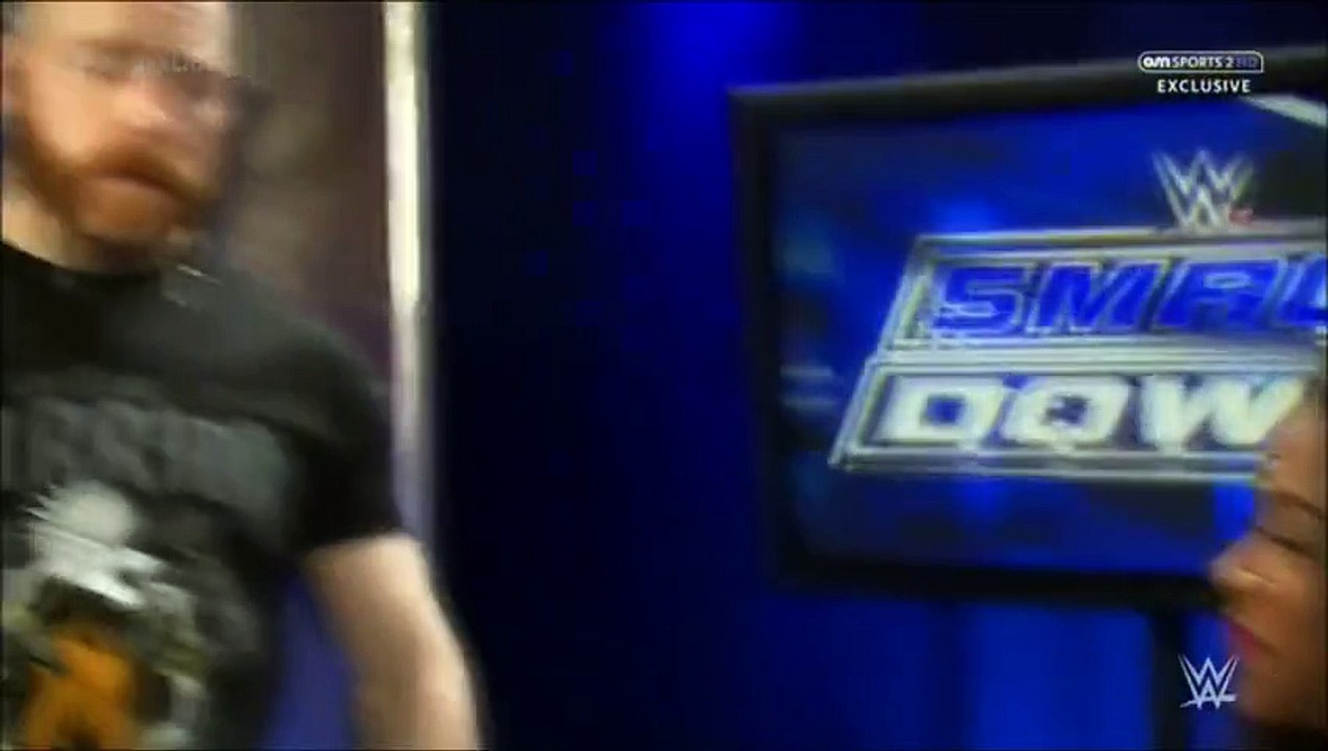 JoJo Interviews Sheamus
