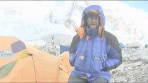 Sir Ranulph Fiennes on the Khumbu Icefall