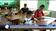 România îi ajută cu cărţi pe profesorii și elevii școlilor din Transnistria. Profesorii și elevii școlilor cu predare în limba română din Transnistria se simt izolați. Fiecare zi este o luptă pentu a putea a scrie și a vorbi românește.