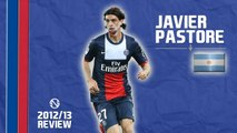 JAVIER PASTORE | Goals, Skills, Assists | Paris Saint-Germain | 2012/2013 (HD)