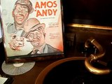 Amos 'N' Andy  -  The Presidential Election of 1928 Parts 1 & 2  -  1928 Victor Orthophonic Record
