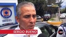 'El fútbol es muy misterioso': Sergio Bueno
