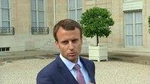 """Emmanuel Macron : l'affaire Combes, """"un cas choquant pour tout le monde"""""""